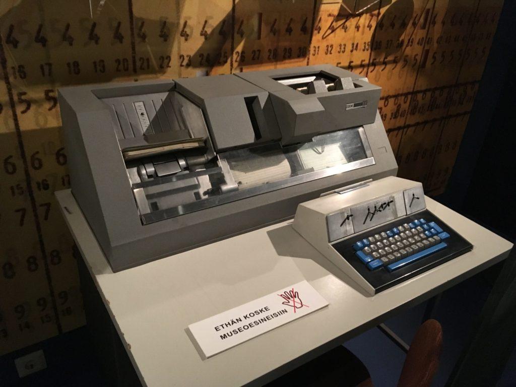 Vanhanaikainen tietokone